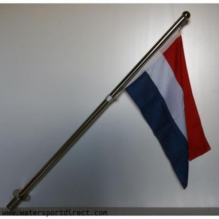 n-34076-rvs-vlaggestok-magnetische-verbinding